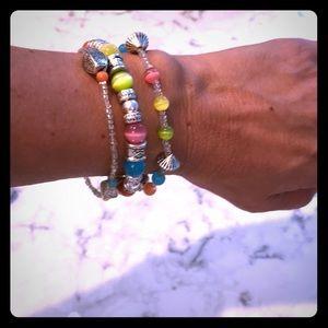 Cute Summer Bracelet Set by Avon